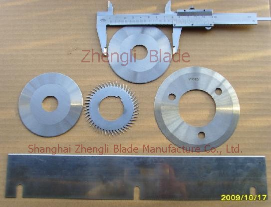 Circular Slice Ipoh Blade, Preservative Hacksaw Box Special Serrated Knife Ipoh Cutter, Cutting Plate Saw Blade
